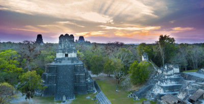 Tikal and Central American Vacations